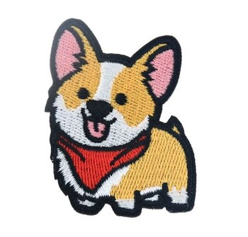 Top Quality 3D Scout Badge Patches