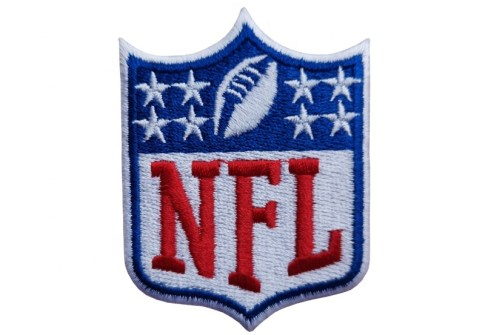 hot sell NFL iron on patch for hats eco-friendly high quality TITANS embroidered patch fast delivery Bills embroidery applique