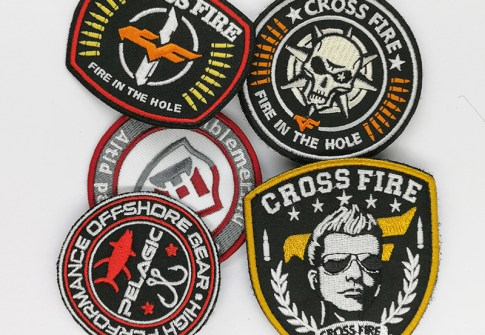 Custom Embroidered Cool Patches For Jeans