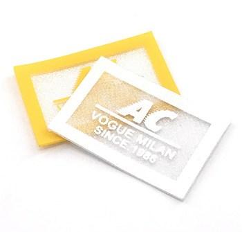 Garment Accessory Customize Heat Transfer Printed Tpu Clothing Label