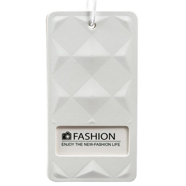 Hollow hang tag