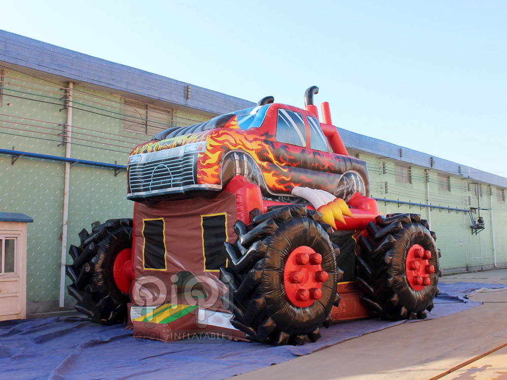 Monster Truck Inflatable
