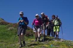 Sentier ou pelouse? – Jour 2 – Tour du Marguareis – Juin 2016 – Trek, Rando, Italie