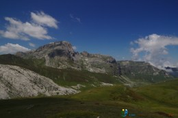 Cima della Saline – Jour 2 – Tour du Marguareis – Juin 2016 – Trek, Rando, Italie