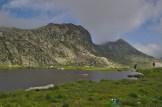 Lac miroir – Jour 3 – Tour du Marguareis – Juin 2016 – Trek, Rando, Italie