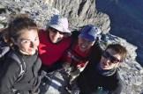 Des randonneurs heureux – Jour 5 – Tour du Marguareis – Juin 2016 – Trek, Rando, Italie