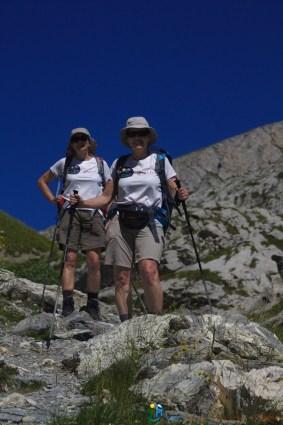 """Les """"qispi girls"""" – Jour 5 – Tour du Marguareis – Juin 2016 – Trek, Rando, Italie"""
