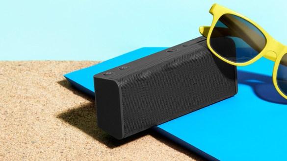 Ohm portable speaker