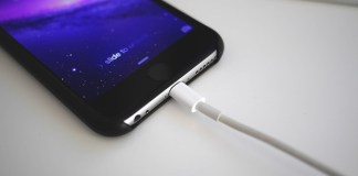 apple iPhone 6 charging