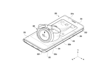 Samsung filed wireless charging patent