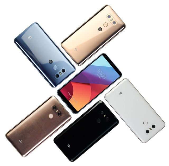 LG G6 32GB and G6+