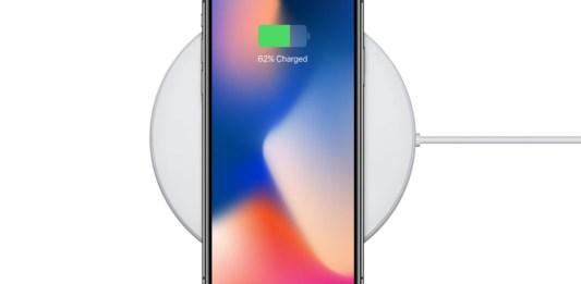 Galaxy S8 iPhone 8 wireless charging