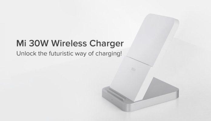 Xiaomi Mi 30W wireless charger