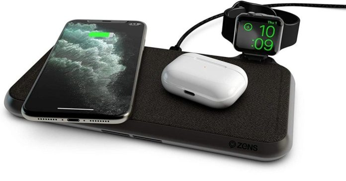 Zens Liberty wireless charger
