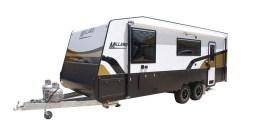 2020 Millard M-Flow Caravan 21ft6in