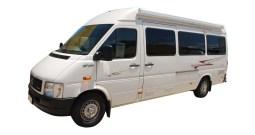 2006 Volkswagen Dream Seeker Elite Campervan