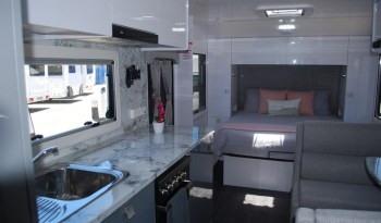 2020 Millard M-Flow Caravan 20ft4in full