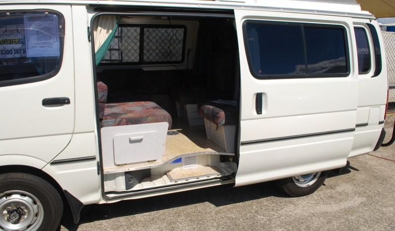 1993 Toyota Hiace Poptop Camper full