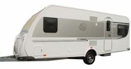 Knaus Sudwind 590fus Caravan
