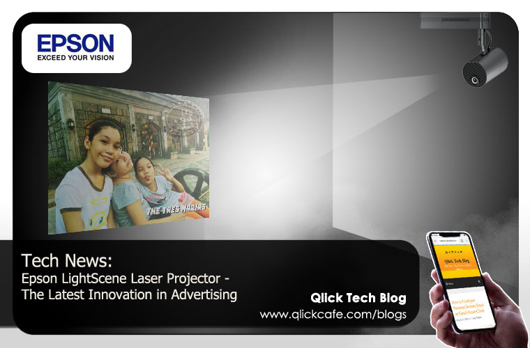 epson lightscene laser projector featured image