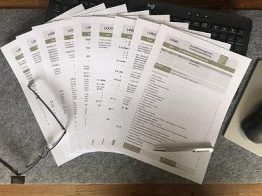 Vorlage Verfahrensanweisung, Verfahrensanweisung, Verfahrensanweisung Muster