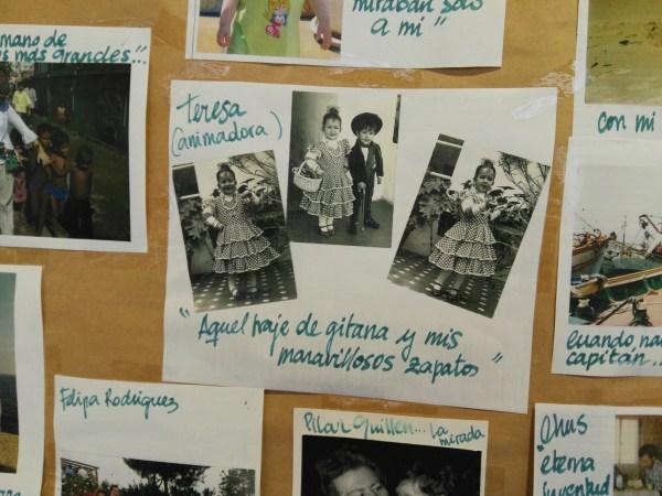 Teresa Durán - Foto Animación Sociocultural en Residencias de Mayores