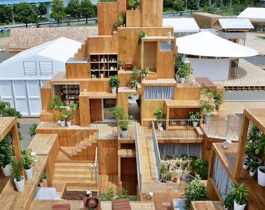 vivienda colectiva arquitectura envejecimiento
