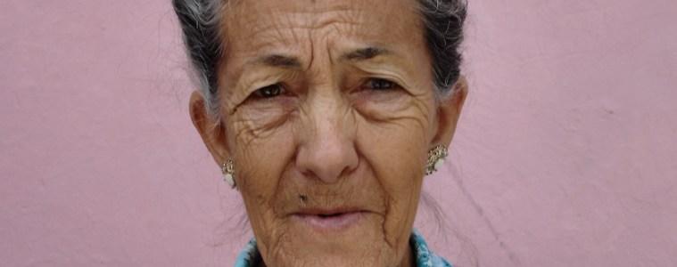 ojos secos ojos llorosos personas mayores