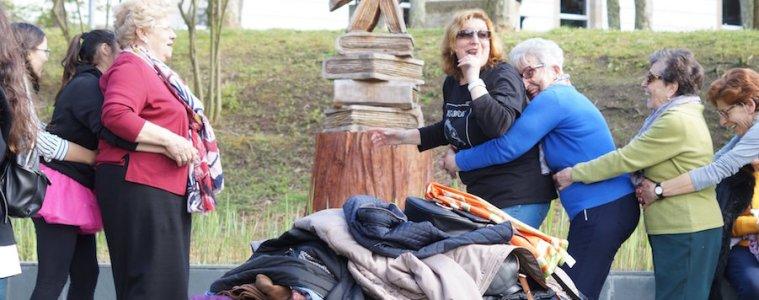 ourense combate el edadismo jornadas intergeneracionales