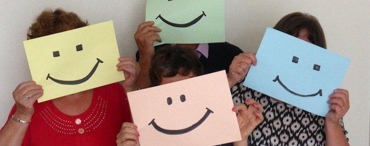 demencia optimismo