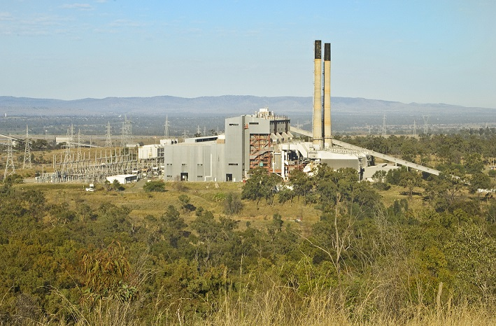 Callide Power Station Labelled Dirty Despite Clean Green Makeover