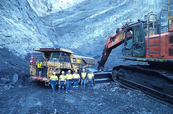 Cockatoo Coal Baralaba Central