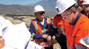 Barrick Gold management team