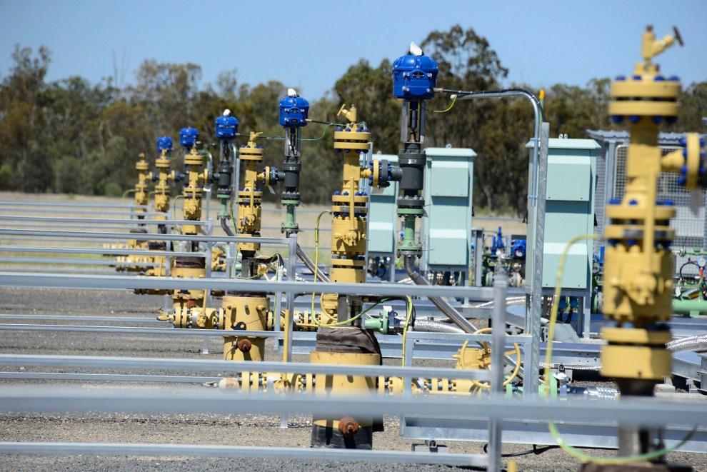 Arrow Energy Surat Gas Project