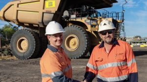 New Acland Mine truck