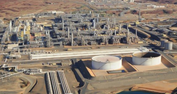 Woodside Energy Karratha Gas Plant