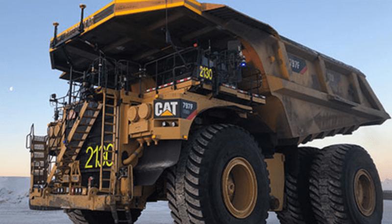 Caterpillar autonomous haulage