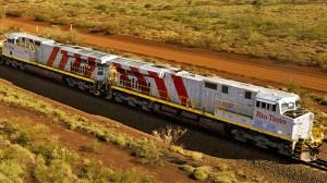 RioTinto AutoHaul train