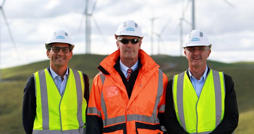 ENGIE Willogoleche Wind Farm opening