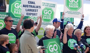 Go Galilee Basin day of action