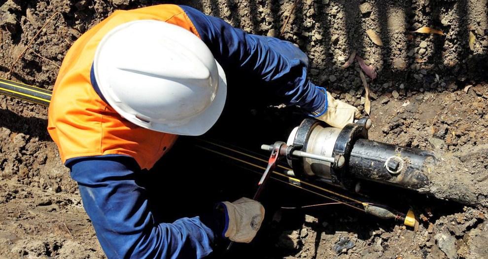AusNet gas network