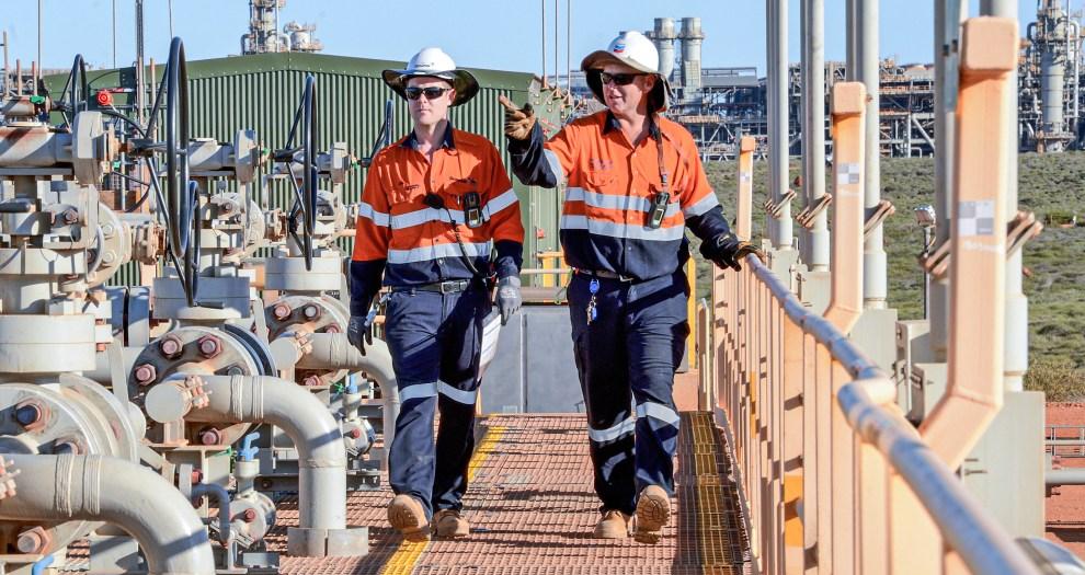 Chevron Gorgon Gas Project