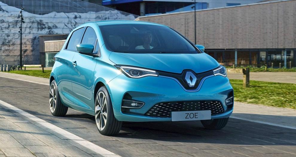 Renault ZOE2
