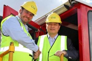 Former Linc Energy CEO Peter Bond