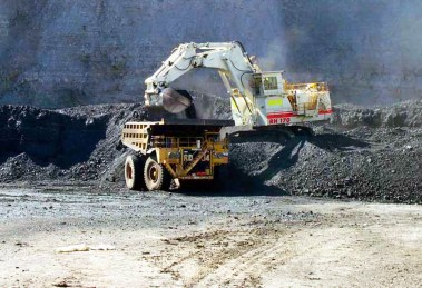 Goonyella Riverside Coal Mine