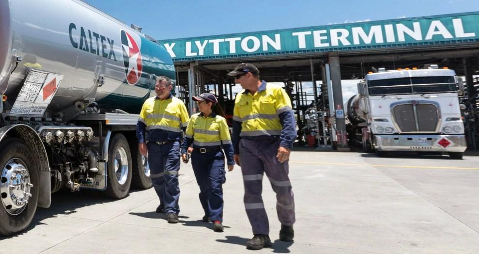 Lytton Refinery