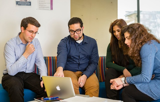SKETCH will bring together students from across Queen Mary to deliver consultancy services. Credit: QMUL