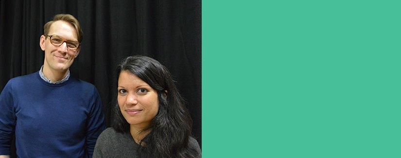 Sharika Alam on Writers@QMUL with Anjali Joseph Event