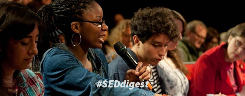 #SEDdigest: Careers Events, Networking Opportunities and Jobs – November 2018