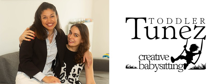 Drama alumna Corinna Bordoli on her new creative babysitting start-up ToddlerTunez & how you can help